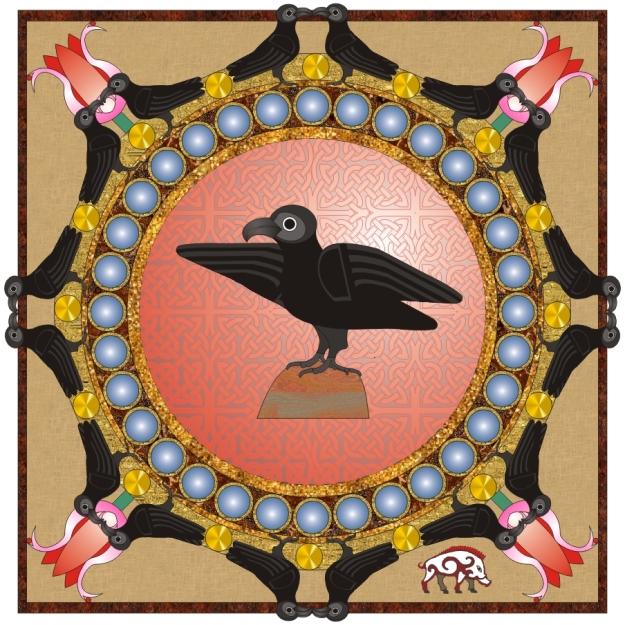 circulo dos corvos