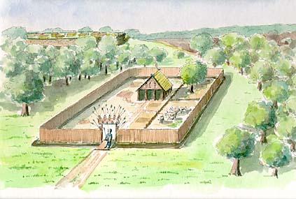 sanctuaire de Gournay-sur-Aronde
